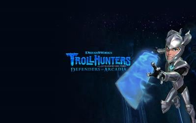Trollhunters: Defenders of Arcadia cover
